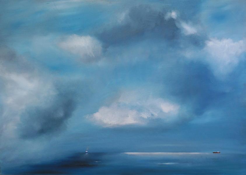 Wolkenstimmung 1
